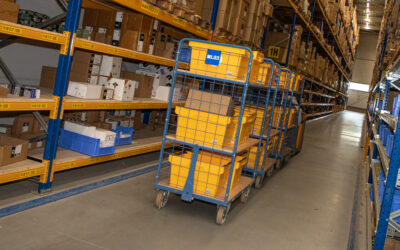 On-demand warehousing versus traditionele opties