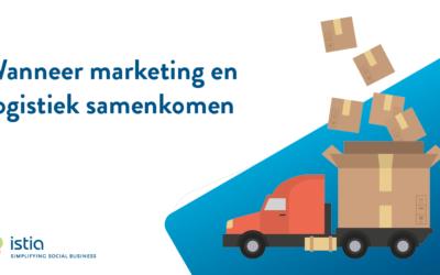 Wanneer marketing en logistiek samenkomen