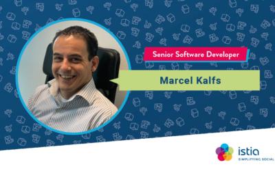 Maak kennis met ons nieuwste teamlid: marcel kalfs