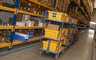 Een betere supply chain begint in je magazijn